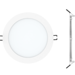 DLF LED downlighter