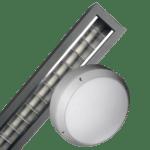 LED Plafond- en wandarmaturen